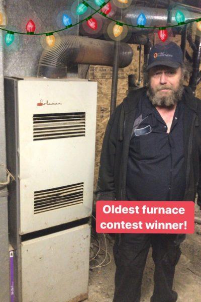 oldest furnace 2017